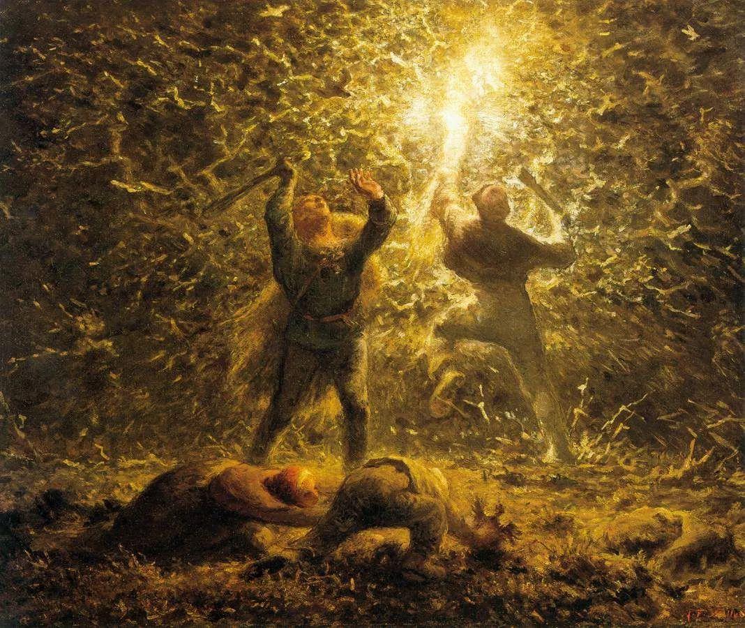 No.44 米勒   19世纪法国最伟大的田园画家插图143