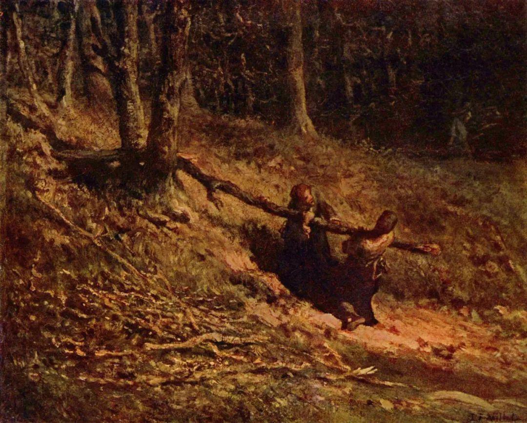 No.44 米勒   19世纪法国最伟大的田园画家插图149