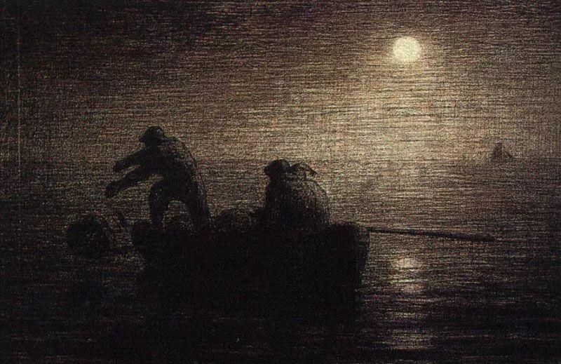 No.44 米勒   19世纪法国最伟大的田园画家插图153