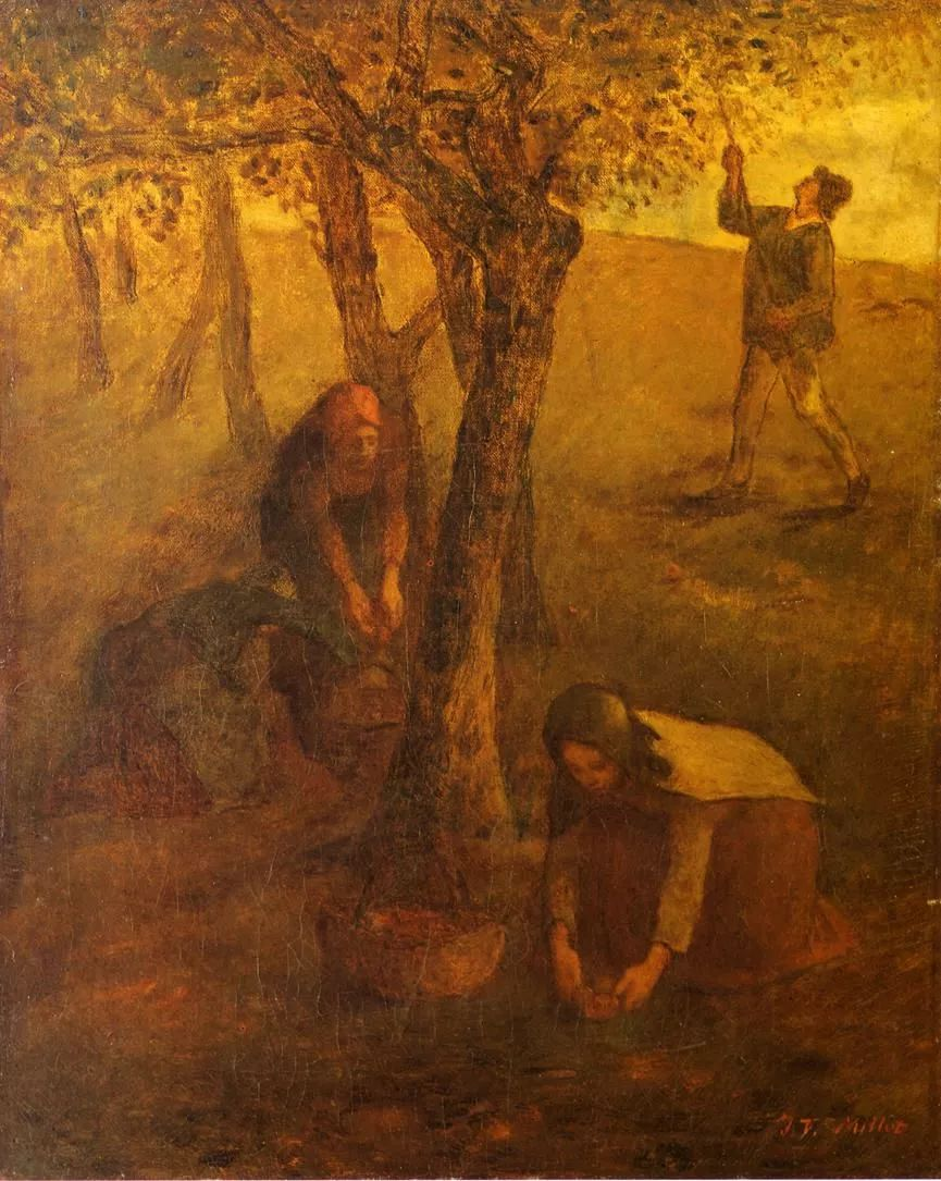 No.44 米勒   19世纪法国最伟大的田园画家插图157
