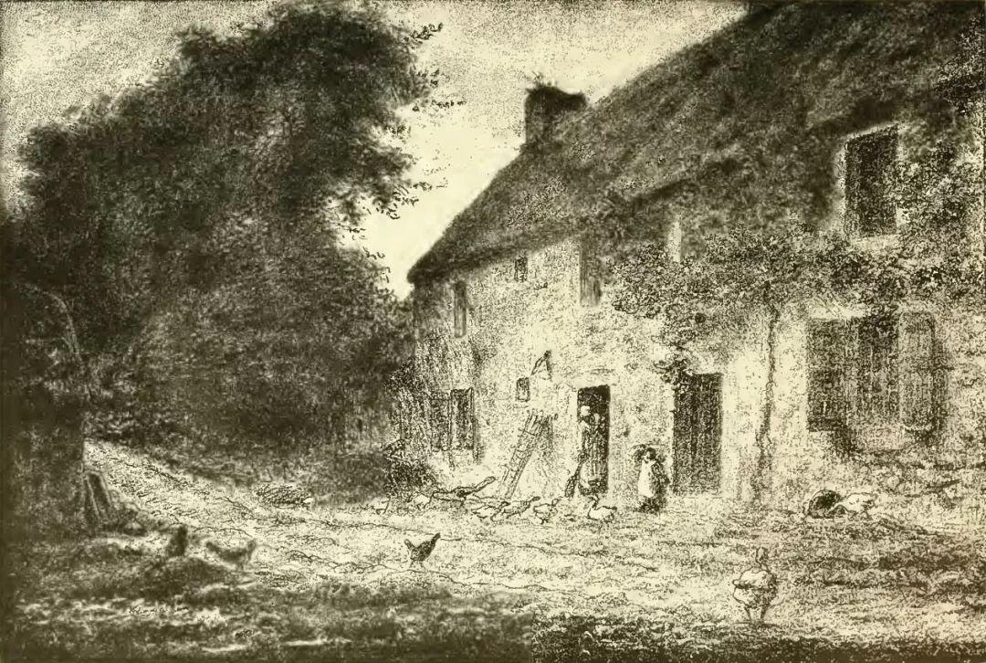 No.44 米勒   19世纪法国最伟大的田园画家插图159