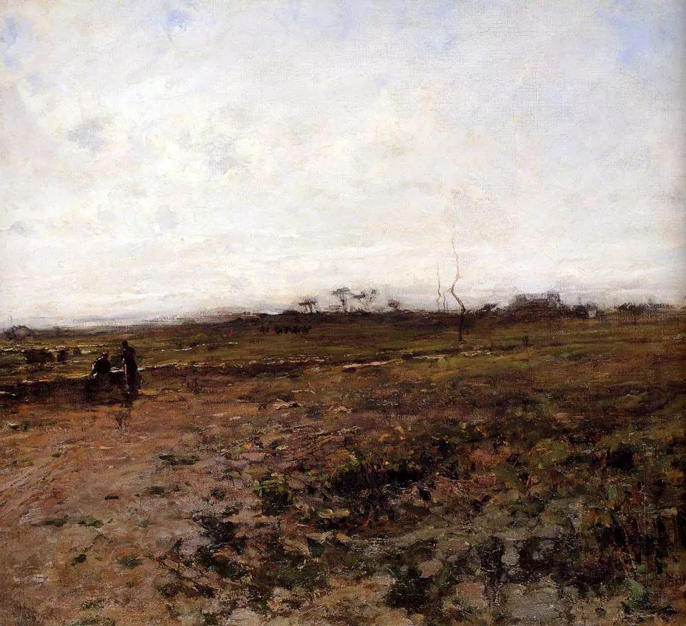 No.44 米勒   19世纪法国最伟大的田园画家插图161