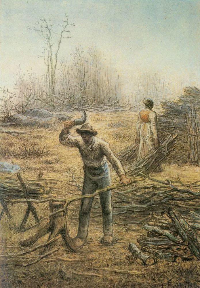 No.44 米勒   19世纪法国最伟大的田园画家插图163