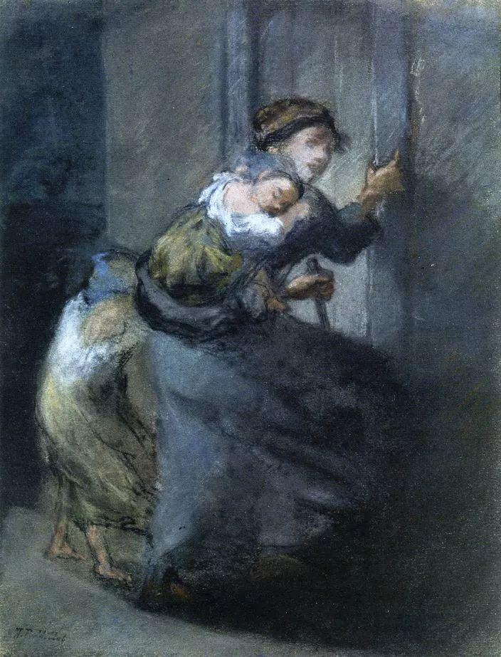 No.44 米勒   19世纪法国最伟大的田园画家插图165