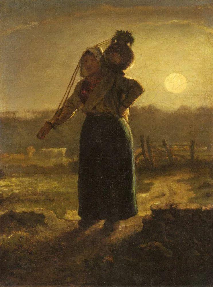 No.44 米勒   19世纪法国最伟大的田园画家插图167