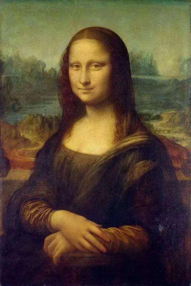 精选60幅不同风格的油画美女插图