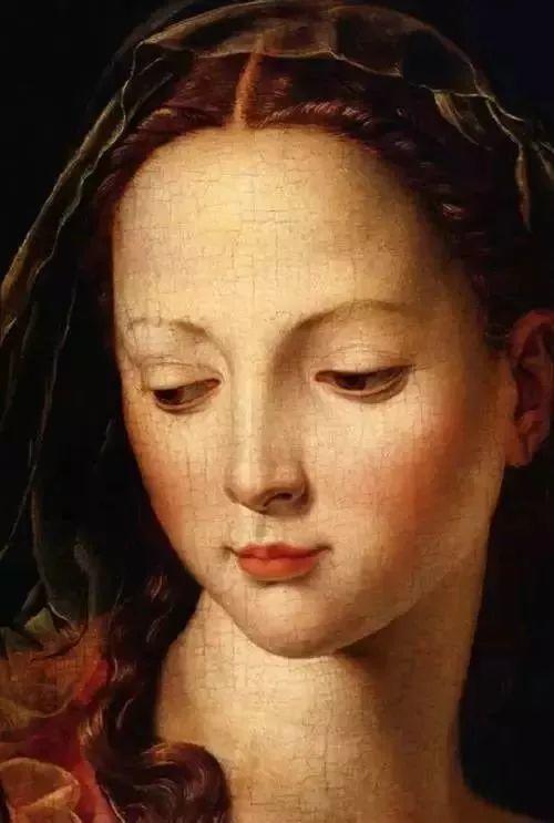 精选60幅不同风格的油画美女插图20