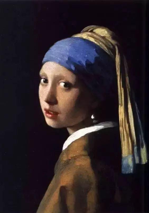 精选60幅不同风格的油画美女插图34