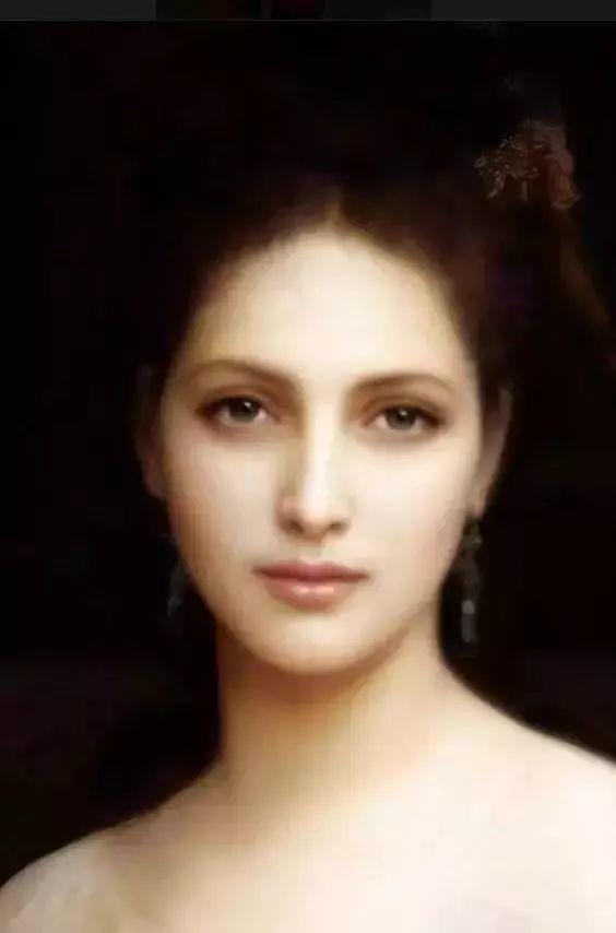 精选60幅不同风格的油画美女插图35