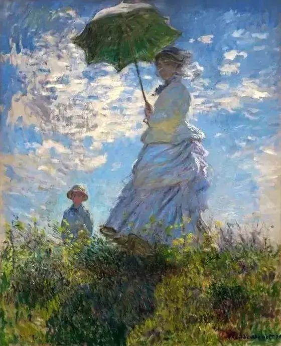 精选60幅不同风格的油画美女插图42