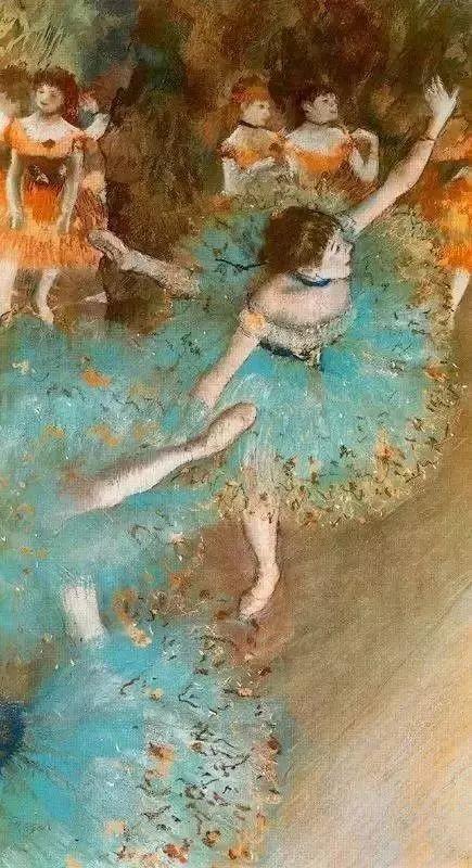 精选60幅不同风格的油画美女插图46