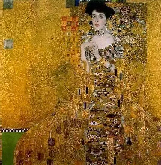 精选60幅不同风格的油画美女插图48