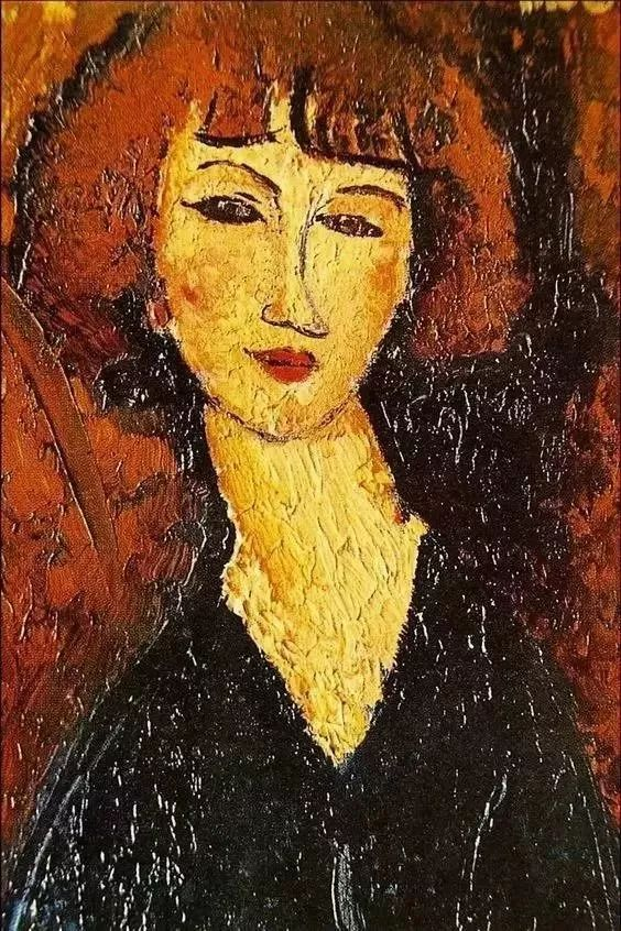 精选60幅不同风格的油画美女插图52