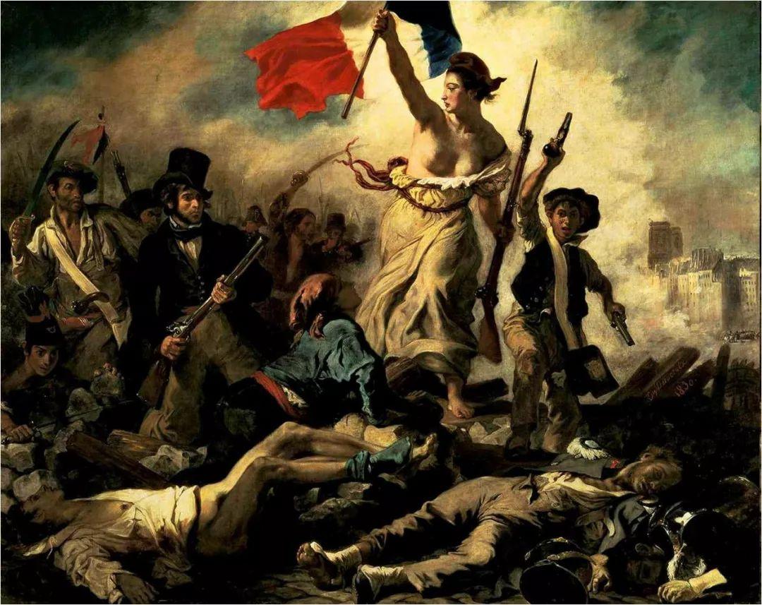 No.43 德拉克洛瓦 | 19世纪法国浪漫主义画派代表插图1