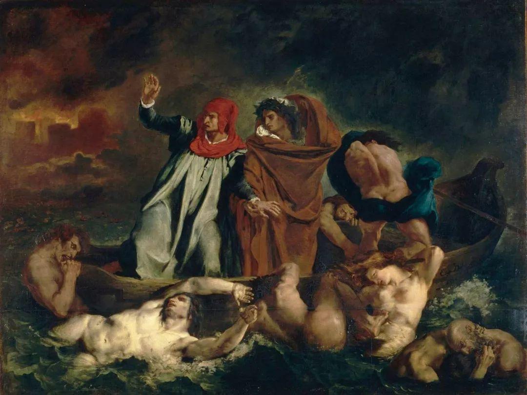 No.43 德拉克洛瓦 | 19世纪法国浪漫主义画派代表插图2