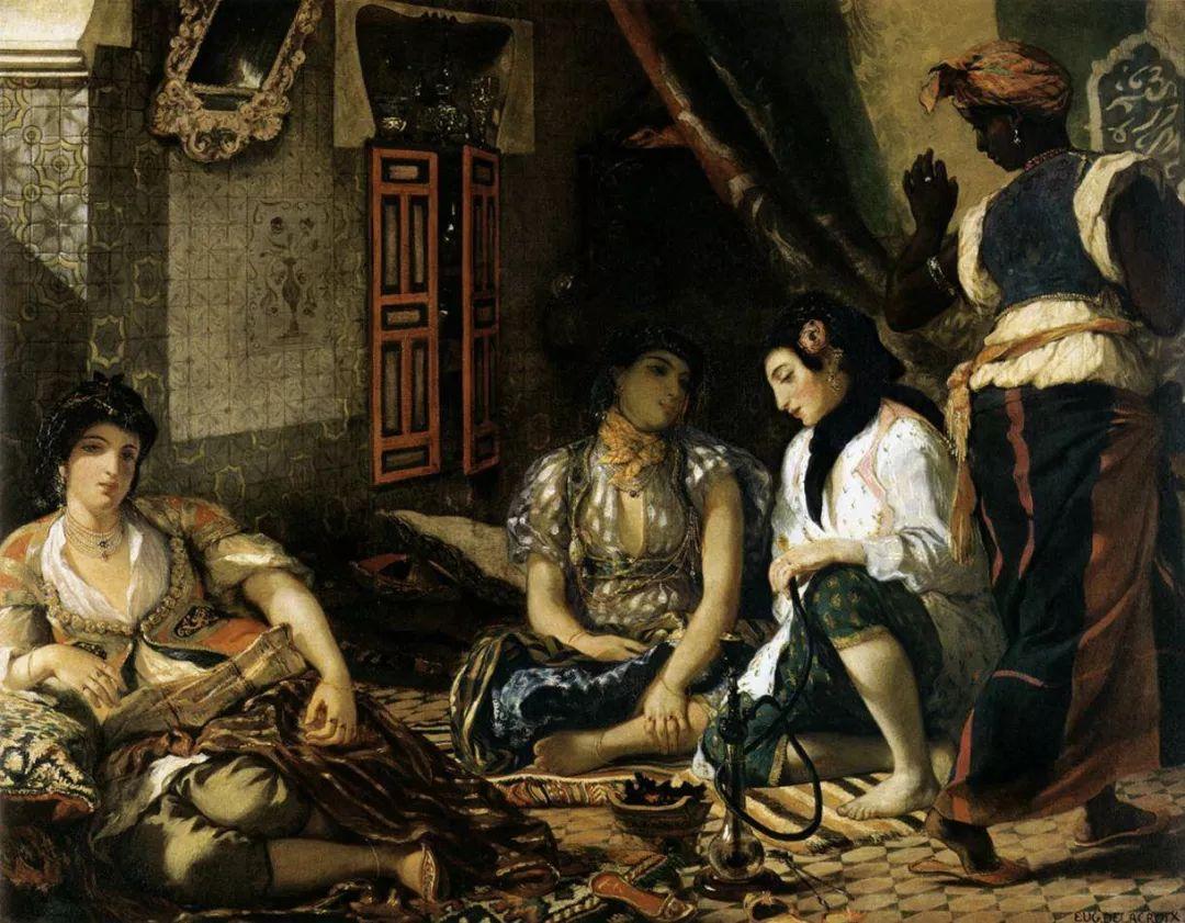 No.43 德拉克洛瓦 | 19世纪法国浪漫主义画派代表插图5