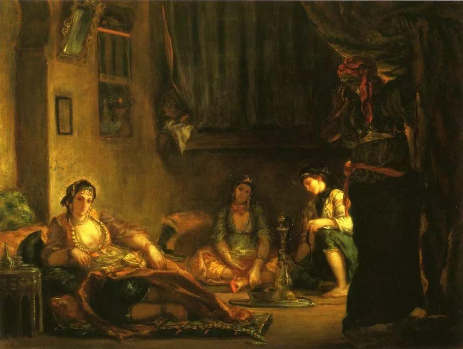 No.43 德拉克洛瓦 | 19世纪法国浪漫主义画派代表插图8