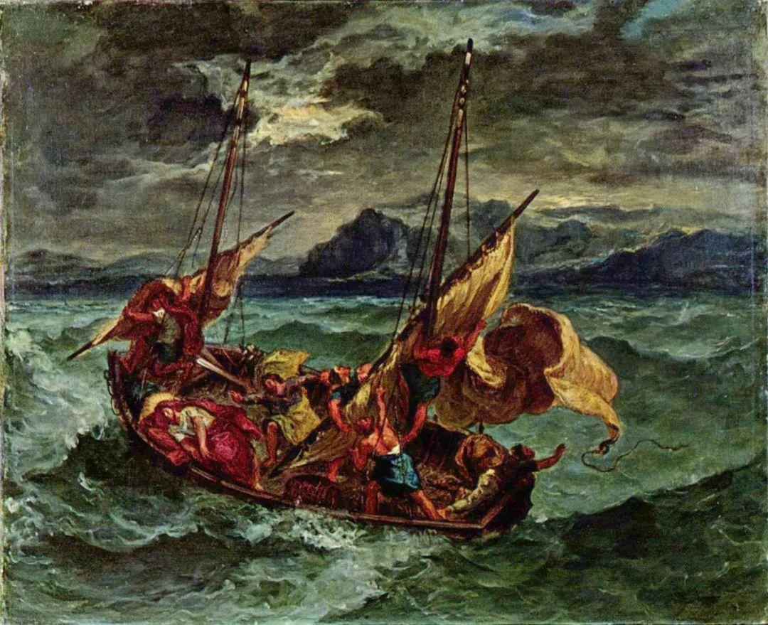 No.43 德拉克洛瓦 | 19世纪法国浪漫主义画派代表插图9