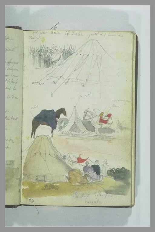 No.43 德拉克洛瓦 | 19世纪法国浪漫主义画派代表插图11