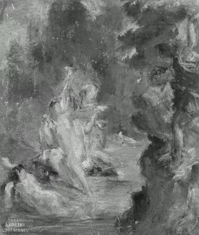 No.43 德拉克洛瓦 | 19世纪法国浪漫主义画派代表插图15