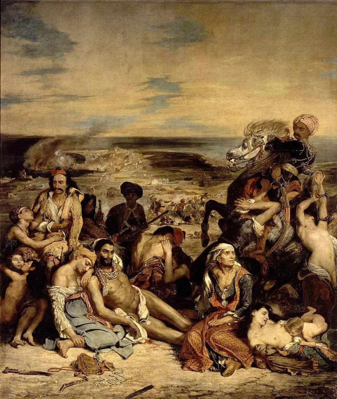 No.43 德拉克洛瓦 | 19世纪法国浪漫主义画派代表插图16