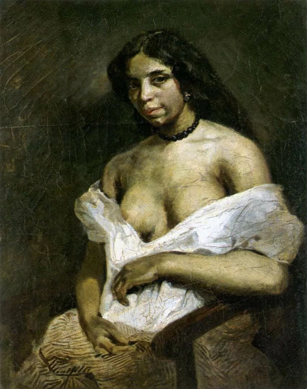 No.43 德拉克洛瓦 | 19世纪法国浪漫主义画派代表插图18