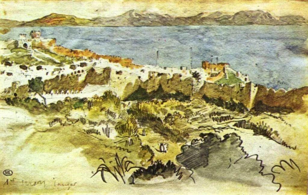 No.43 德拉克洛瓦 | 19世纪法国浪漫主义画派代表插图19