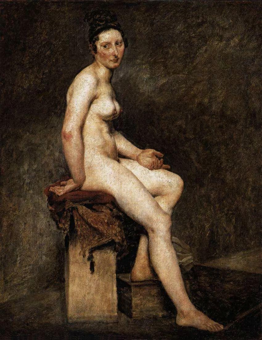 No.43 德拉克洛瓦 | 19世纪法国浪漫主义画派代表插图21