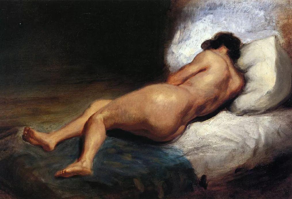No.43 德拉克洛瓦 | 19世纪法国浪漫主义画派代表插图23