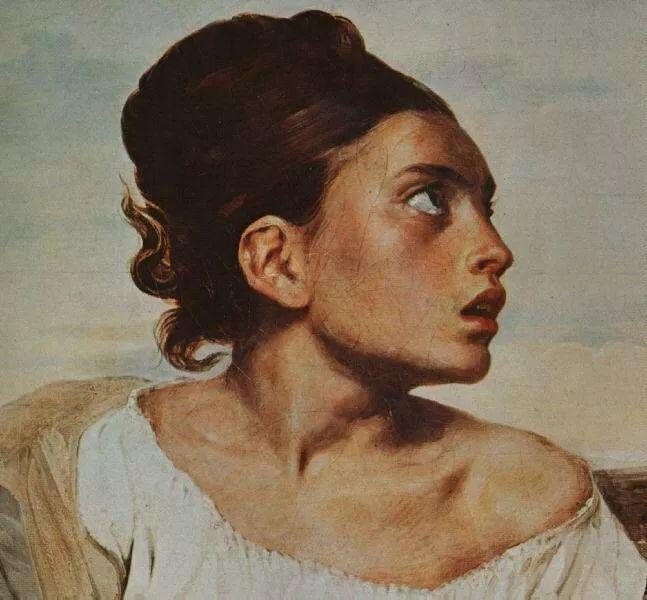 No.43 德拉克洛瓦 | 19世纪法国浪漫主义画派代表插图25