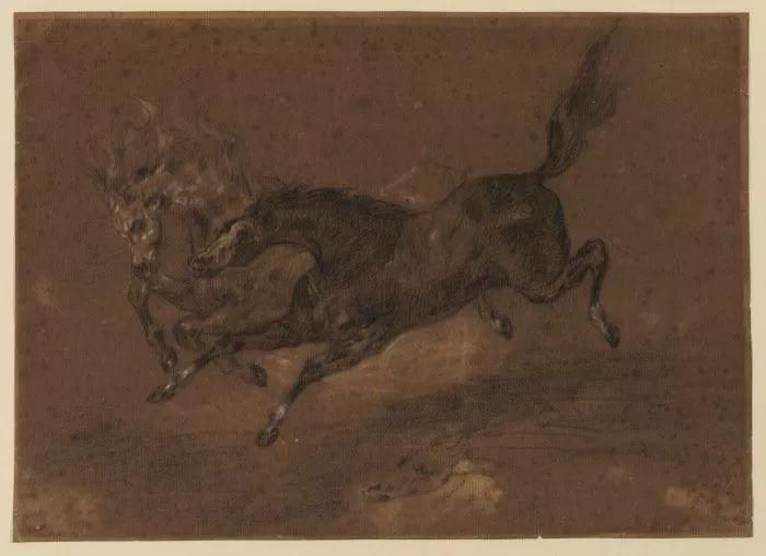 No.43 德拉克洛瓦 | 19世纪法国浪漫主义画派代表插图26