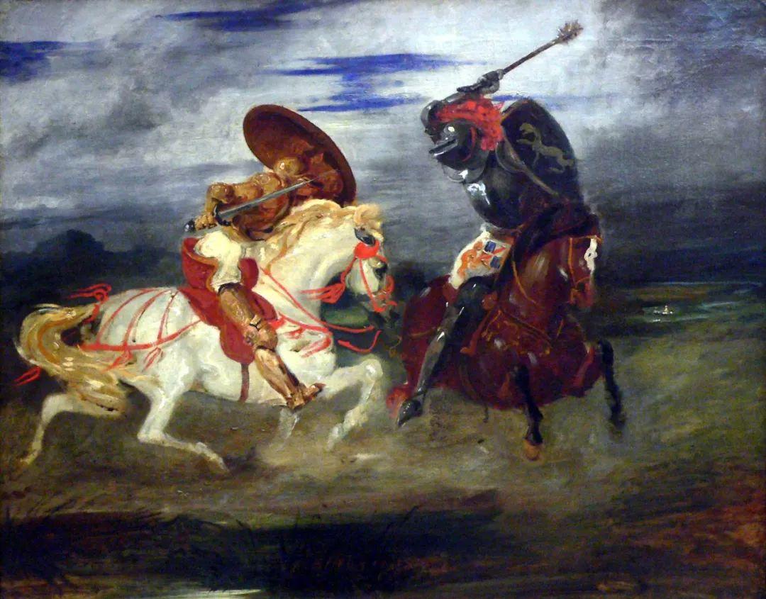No.43 德拉克洛瓦 | 19世纪法国浪漫主义画派代表插图27