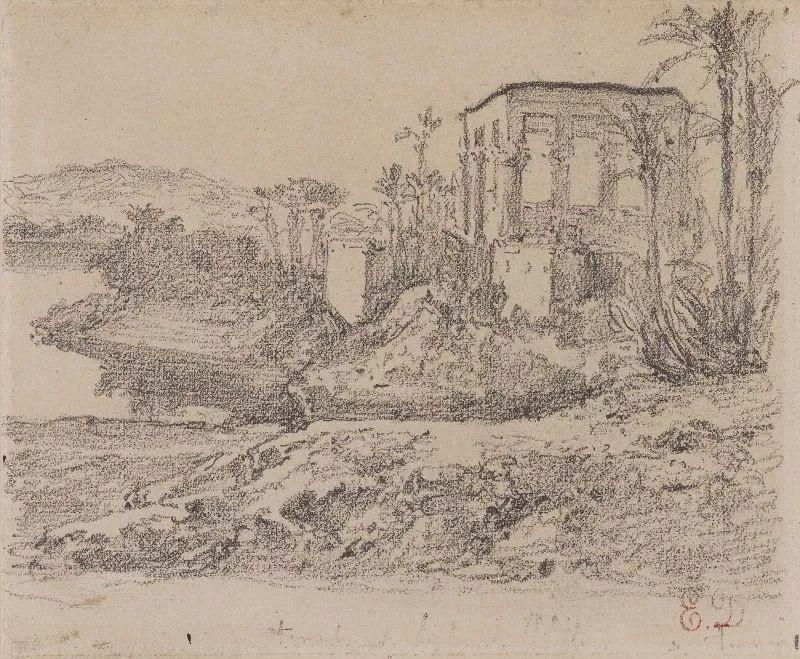 No.43 德拉克洛瓦 | 19世纪法国浪漫主义画派代表插图28