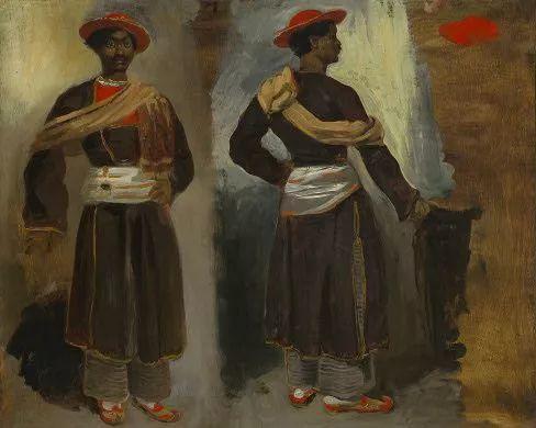 No.43 德拉克洛瓦 | 19世纪法国浪漫主义画派代表插图29