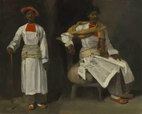 No.43 德拉克洛瓦 | 19世纪法国浪漫主义画派代表插图31