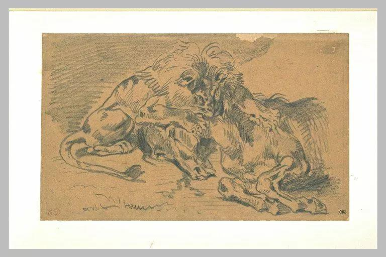 No.43 德拉克洛瓦 | 19世纪法国浪漫主义画派代表插图32