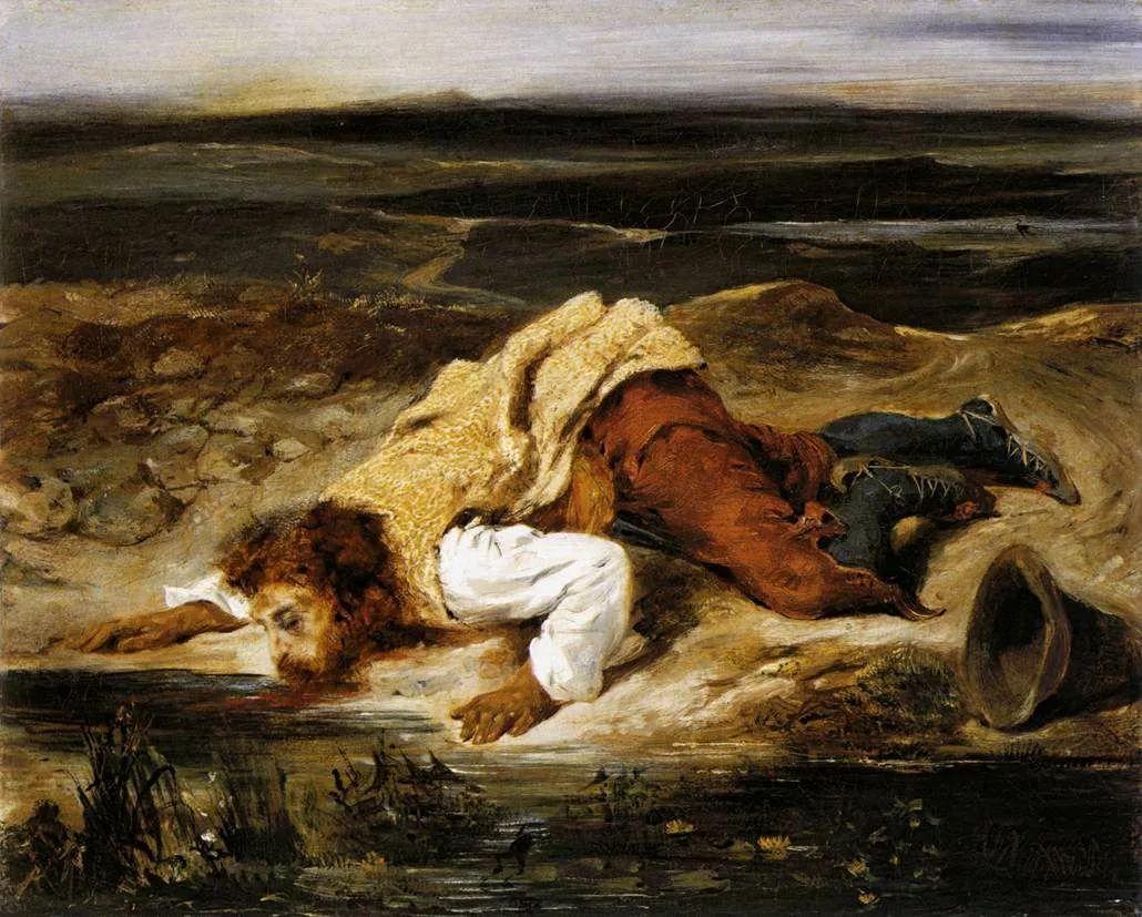 No.43 德拉克洛瓦 | 19世纪法国浪漫主义画派代表插图33