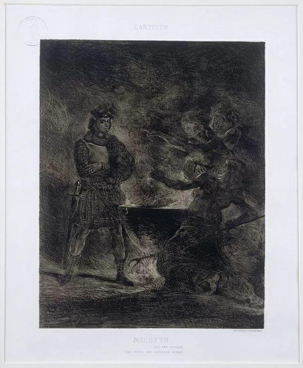 No.43 德拉克洛瓦 | 19世纪法国浪漫主义画派代表插图35