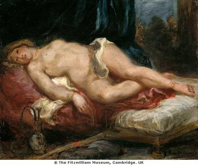 No.43 德拉克洛瓦 | 19世纪法国浪漫主义画派代表插图37
