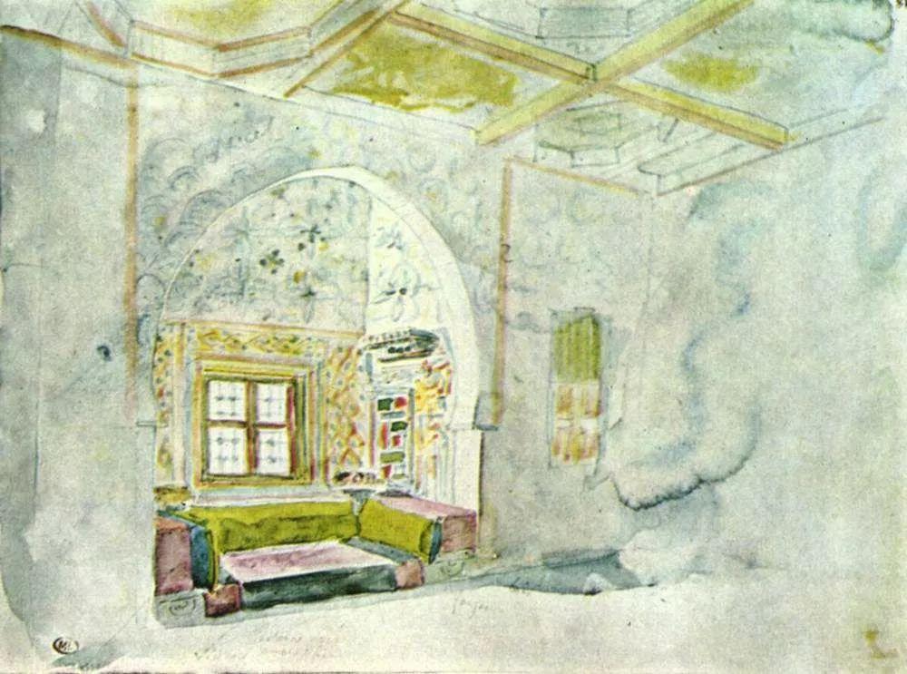 No.43 德拉克洛瓦 | 19世纪法国浪漫主义画派代表插图38