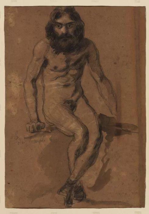 No.43 德拉克洛瓦 | 19世纪法国浪漫主义画派代表插图40