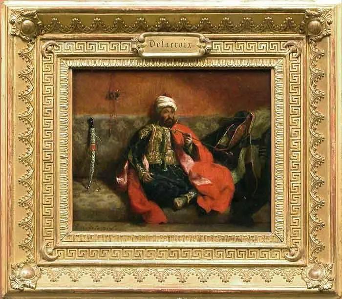 No.43 德拉克洛瓦 | 19世纪法国浪漫主义画派代表插图41