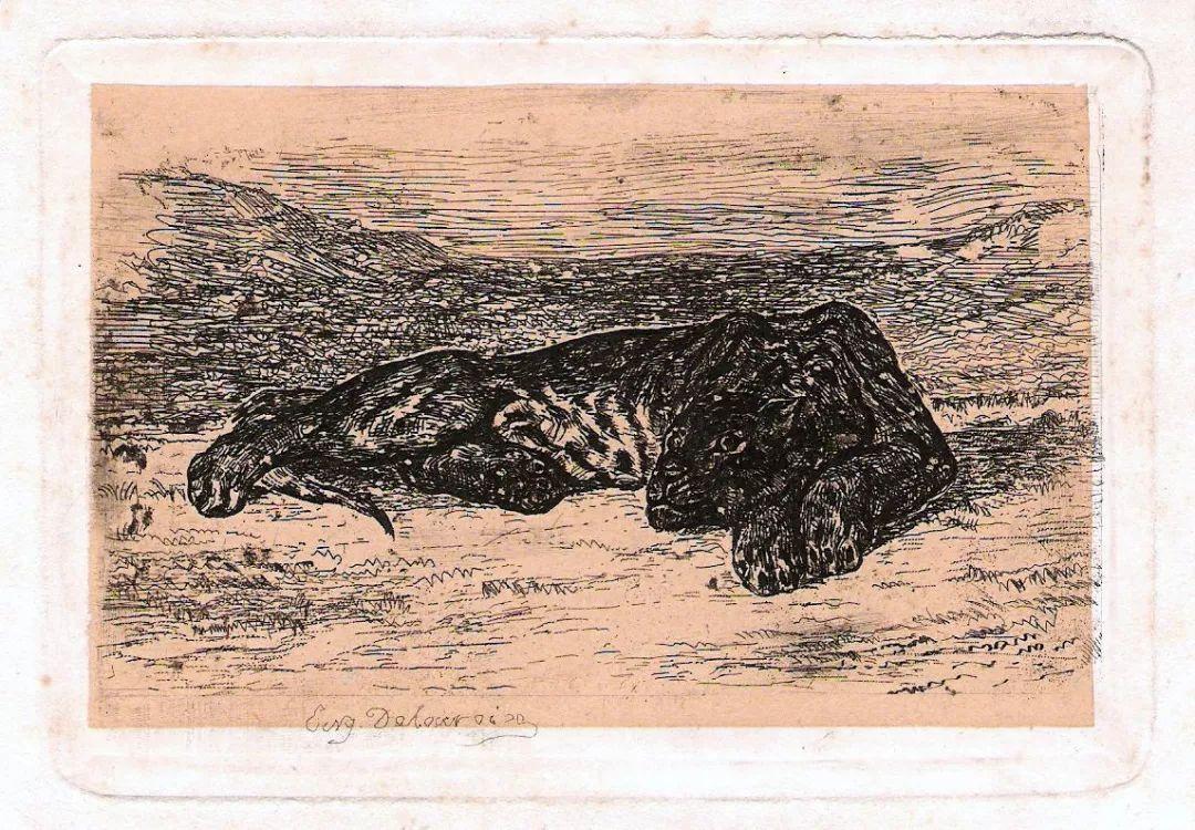 No.43 德拉克洛瓦 | 19世纪法国浪漫主义画派代表插图42