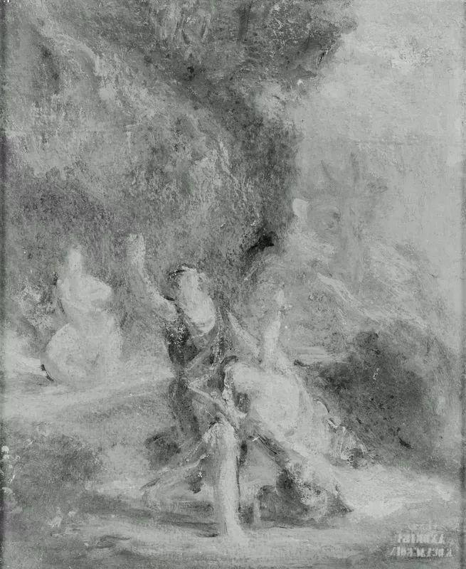 No.43 德拉克洛瓦 | 19世纪法国浪漫主义画派代表插图44
