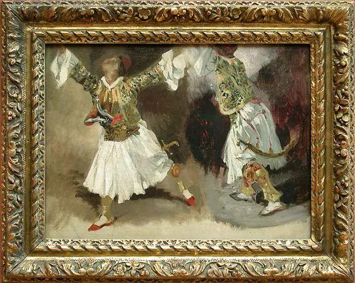 No.43 德拉克洛瓦 | 19世纪法国浪漫主义画派代表插图45