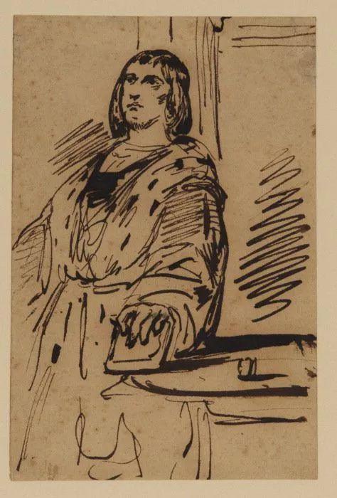 No.43 德拉克洛瓦 | 19世纪法国浪漫主义画派代表插图46