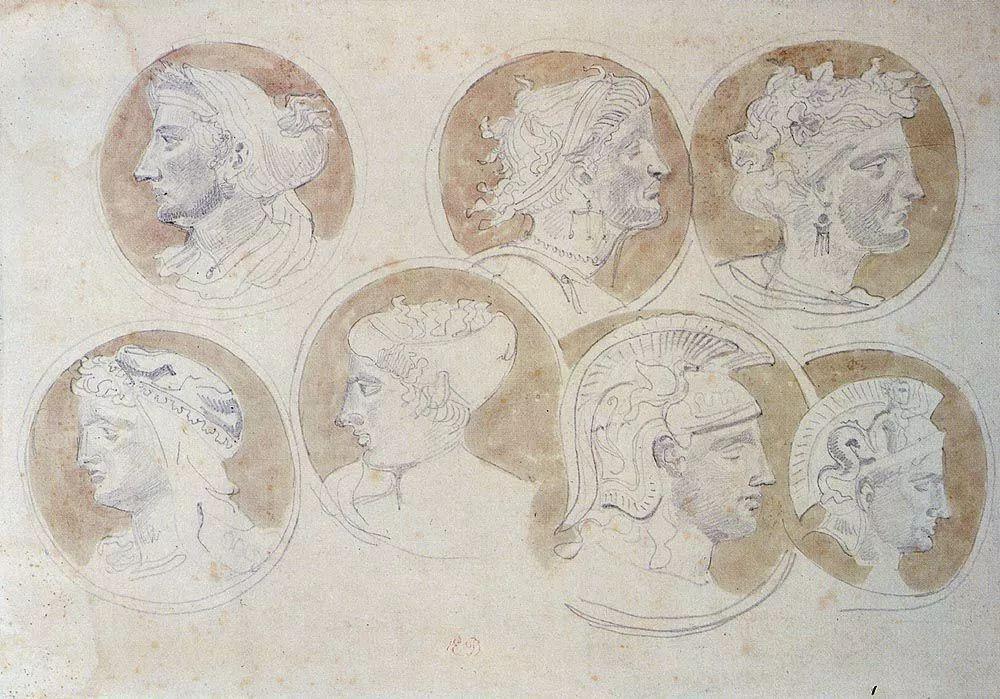 No.43 德拉克洛瓦 | 19世纪法国浪漫主义画派代表插图49