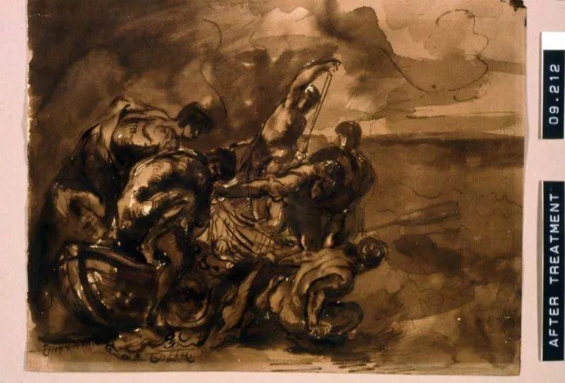 No.43 德拉克洛瓦 | 19世纪法国浪漫主义画派代表插图50