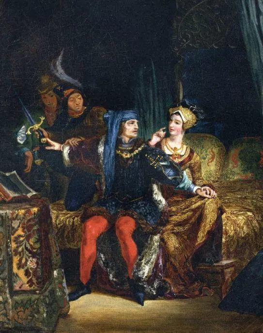 No.43 德拉克洛瓦 | 19世纪法国浪漫主义画派代表插图51