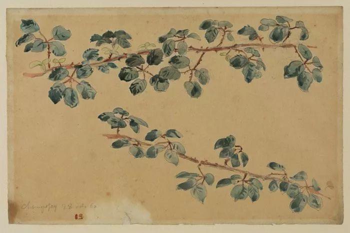 No.43 德拉克洛瓦 | 19世纪法国浪漫主义画派代表插图52